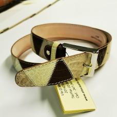 Cintura Coccodrillo 4CM